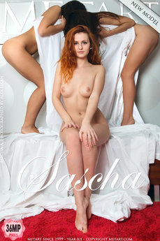 Presenting Sascha