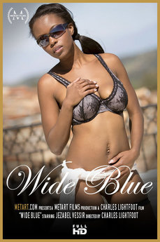 Wide Blue