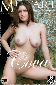7 MetArt members tagged Marjana A and nude photos gallery Cova 'hanging breasts'