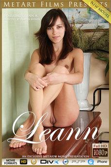 Presenting Leann