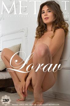 Met Art Lorav naked pictures gallery with MetArt model Luna Pica