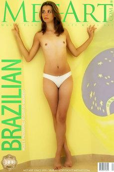 MetArt Nicole E Photo Gallery Brazilian by Clovis Nascimento