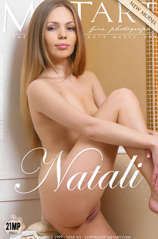 MetArt Natlali F Photo Gallery Presenting Natali Catherine