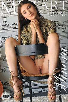 Met Art Minora erotic photos gallery with MetArt model Saju A