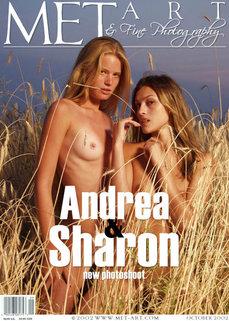 Andrea & Sharon