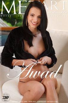 Met Art Awad nude pictures gallery with MetArt model Sapphira A