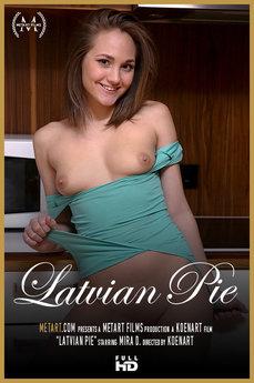Latvian Pie