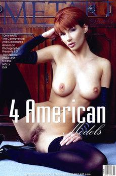 4 American Models