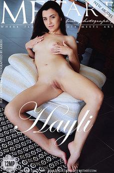 Presenting Hayli Sanders