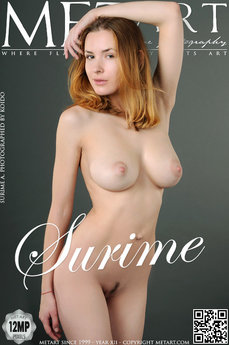 MetArt Surime A Photo Gallery Presenting Surime Koido