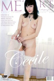 Presenting Cecile
