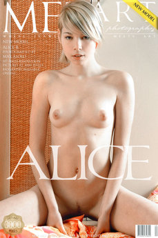 6 MetArt members tagged Alice B and erotic photos gallery Presenting Alice 'nice vulva'