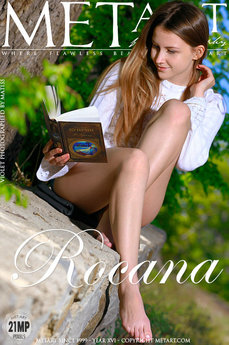 Met Art Rocana erotic photos gallery with MetArt model Violet