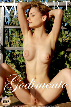4 MetArt members tagged Sabrina D and nude photos gallery Godimento 'large areolas'