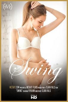 Met Art Swing erotic images gallery with MetArt model Viviann