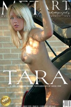 MetArt Tara A Photo Gallery Tara by Alexa Star