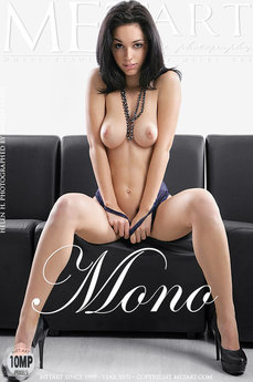Met Art Mono erotic photos gallery with MetArt model Helen H