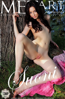 MetArt Zsanett Tormay Photo Gallery Suoni by Arkisi