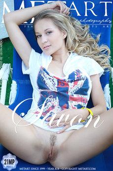 Met Art Savon nude photos gallery with MetArt model Candice B