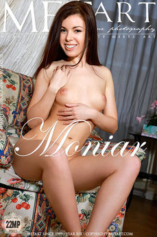 Met Art Moniar erotic photos gallery with MetArt model Shantel