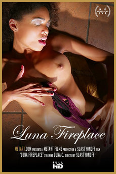 Luna Fireplace