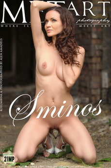 MetArt Kolumbina A Photo Gallery Sminos Alen Amadeus