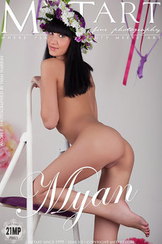 MetArt Angel E Photo Gallery Myan Ivan Harrin