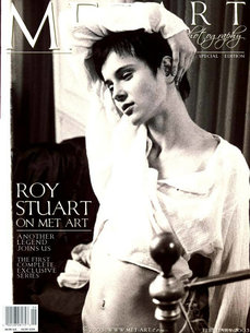 Roy Stuart - The First Photoshoot For Met