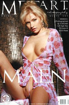 masha e - erotic model - metart