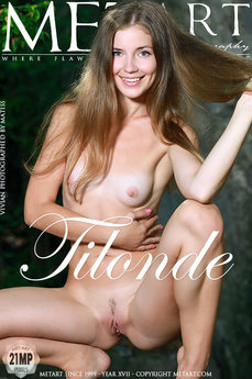 Met Art Tilonde nude photos gallery with MetArt model Vivian