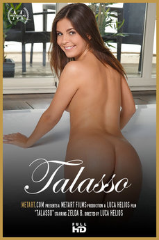 Met Art Talasso erotic images gallery with MetArt model Zelda B