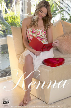 Met Art Presenting Kenna James nude photos gallery with MetArt model Kenna James