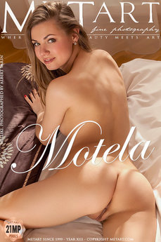 MetArt Milliki Photo Gallery Motela Albert Varin