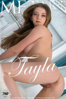 MetArt Tayla Photo Gallery Presenting Tayla Alex Iskan