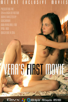 Vera's First Movie