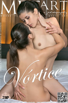 22 MetArt members tagged Luiza A & Penelope D and nude photos gallery Vortice 'hot'