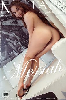 Met Art Presenting Messiah erotic photos gallery with MetArt model Messiah
