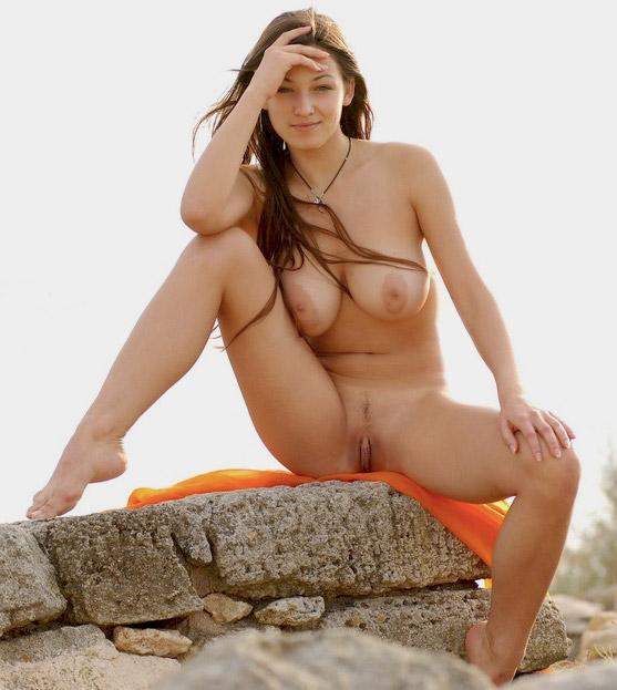 Sofi A: Augustea, by Goncharov, big breast erotica, photo art