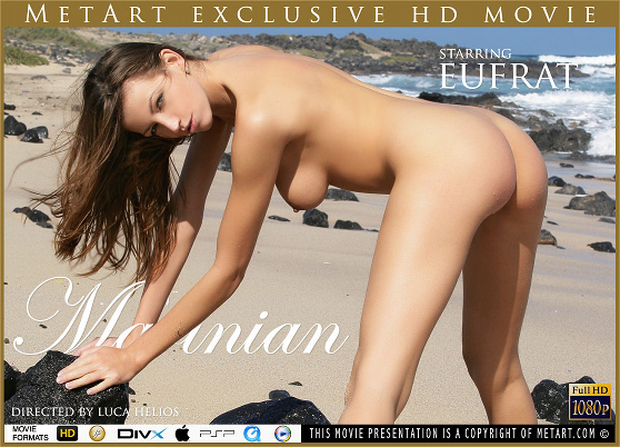 Eufrat A: Marinian, by Luca Helios, MetArt HD erotic movie review