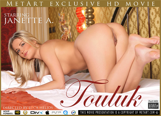 Janette A: Touluk, by Luca Helios, MetArt HD erotic movie review