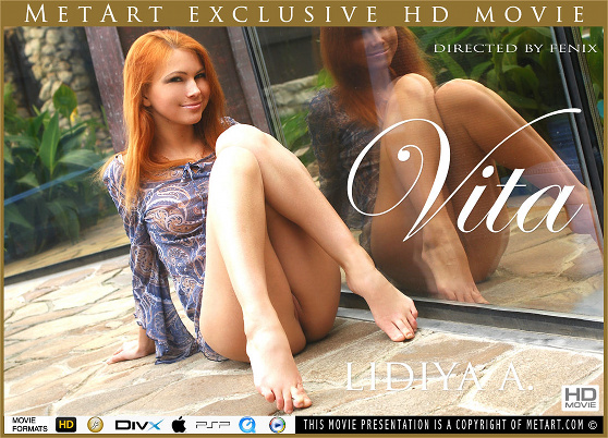 Lidiya A: Vita, by Fenix, MetArt HD erotic movie review