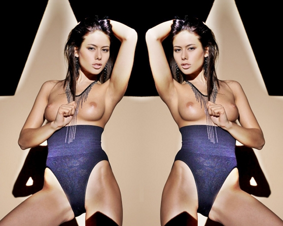 Jackie D: Vilomax, by Leonardo, photo art by MetArt member Aio
