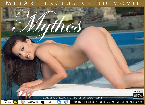 Lorena B: Mythos, by Luca Helios, MetArt HD erotic movie review