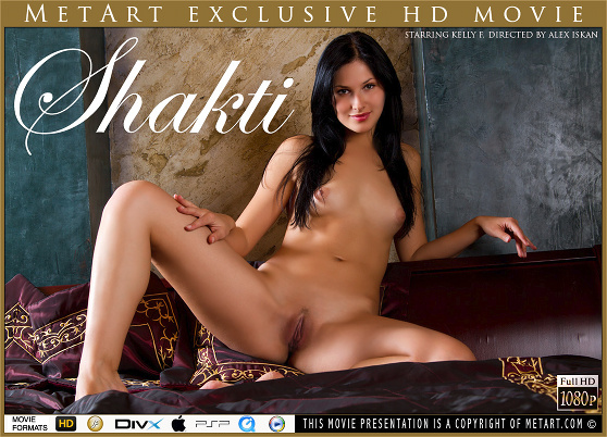 Kelly F: Shakti, by Alex Iskan, MetArt HD erotic movie review