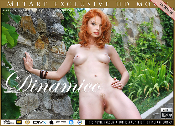 Natalia A: Dinamico, by Leonardo, MetArt HD erotic movie review
