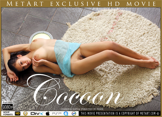Sofi A: Cocoon, by Fenix, MetArt HD erotic movie review
