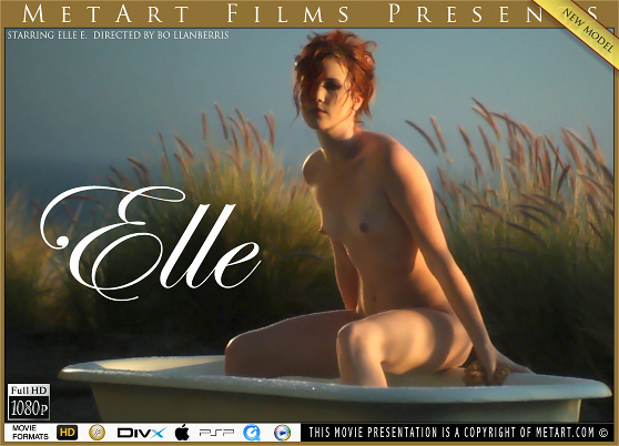 Elle E: Elle, by Bo Llanberris, MetArt HD erotic movie review