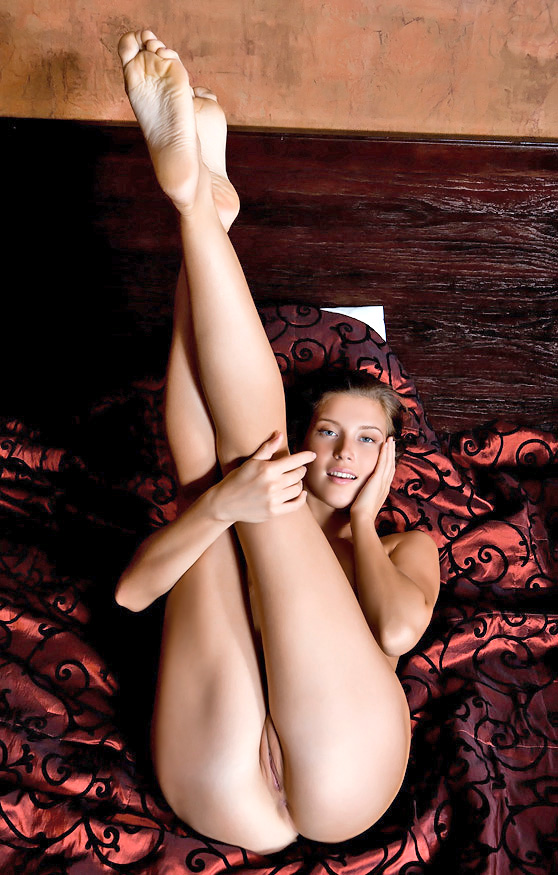 Kira J: Muse, by Rylsky, graceful model, stylish erotic photos