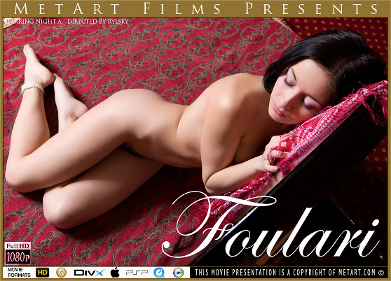 Night A: Foulari, by Rylsky, MetArt HD erotic movie review