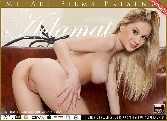 Candice B: Aclamat, by Leonardo, MetArt HD erotic movie review